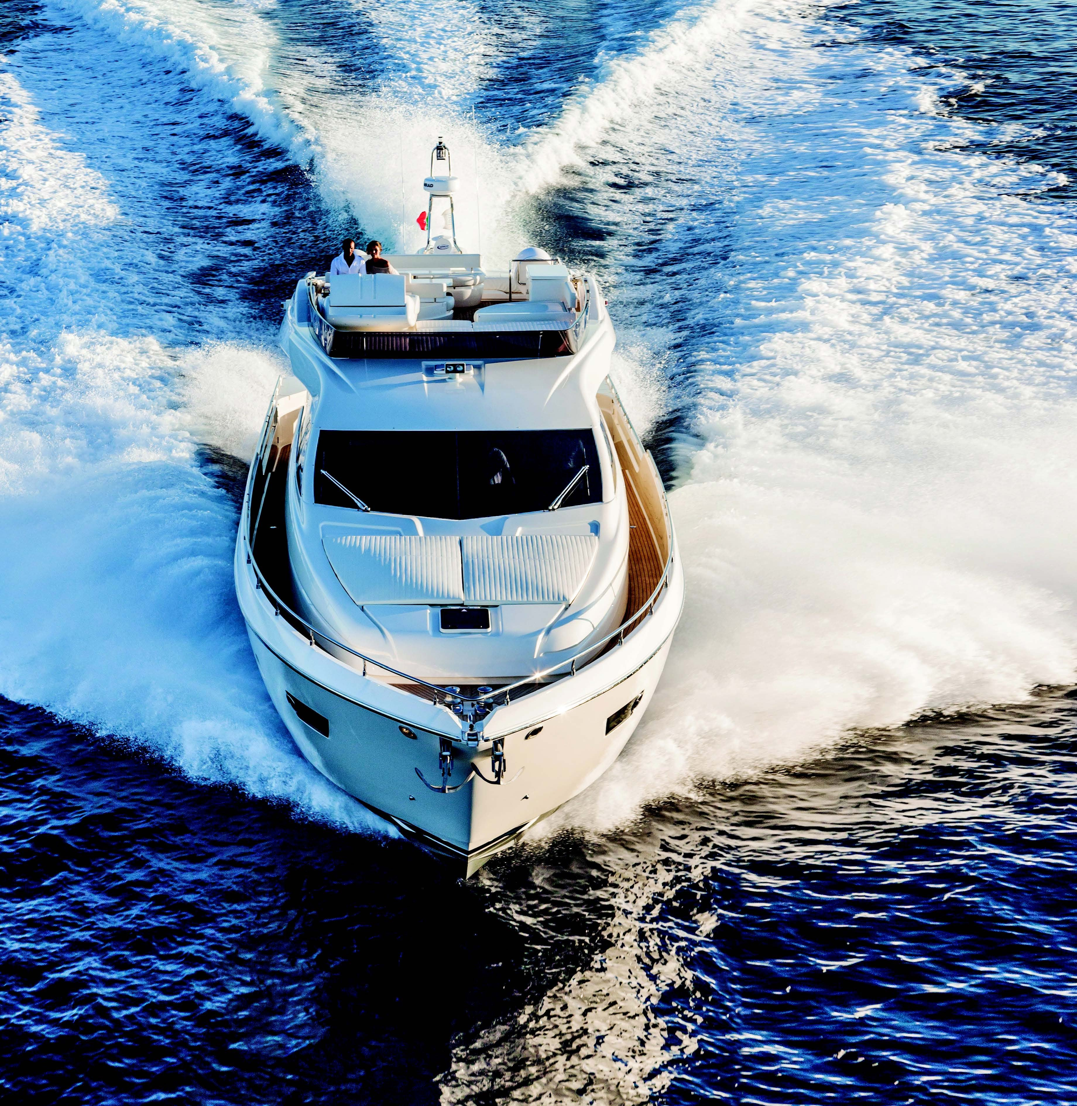 Top yacht the ferretti 750 elite traveler for 50 best boutique hotels in the med by the times 2015