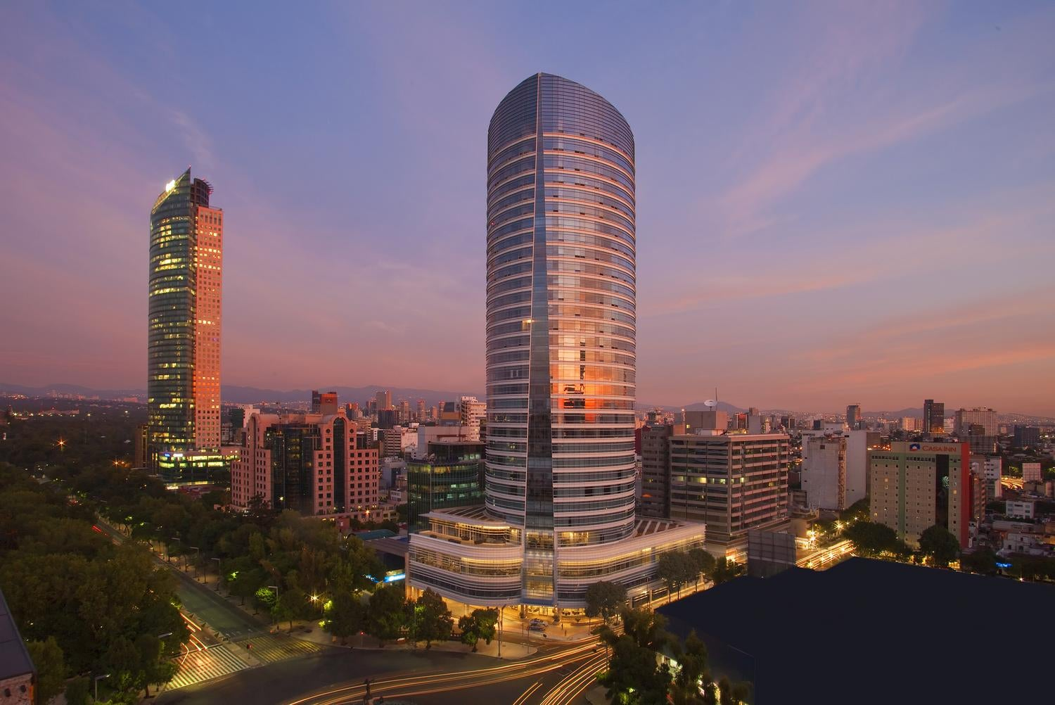 The st regis mexico city 39 s room key now opens doors to for The st regis