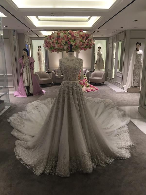 harrods superbrands haute couture on one floor elite