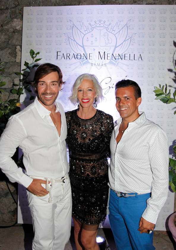 Capri Plays Host to Faraone Mennella Festivities | Elite ...