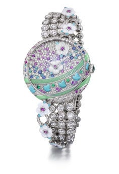 Fabergé Summer in Provence Multi-Coloured Sapphire
