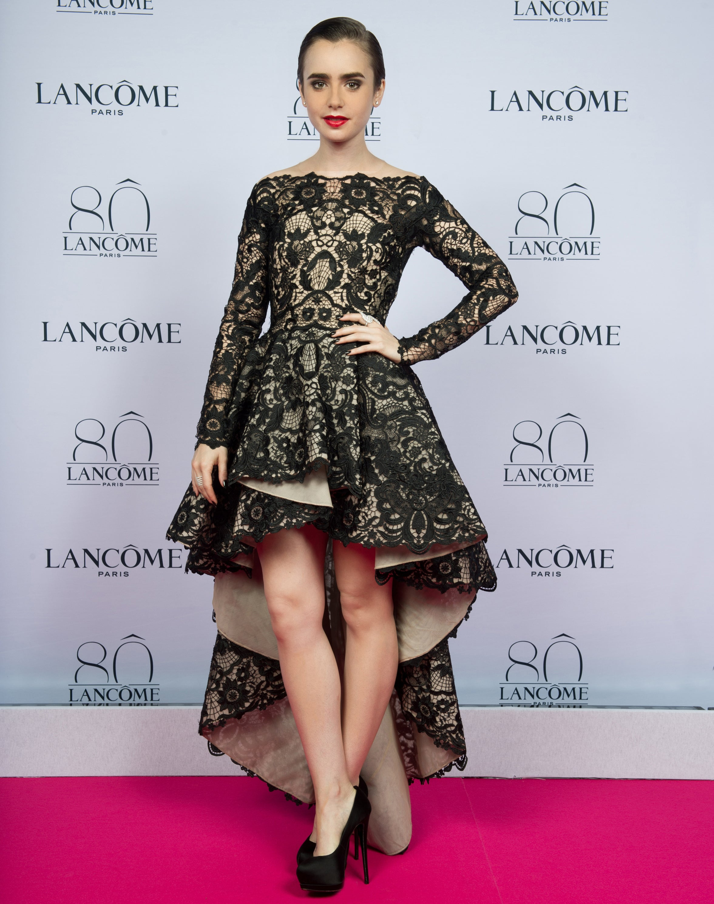 LILY COLLINS 1