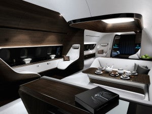 The Future Of Private Jet Interiors: What Should We Expect? | Elite Traveler