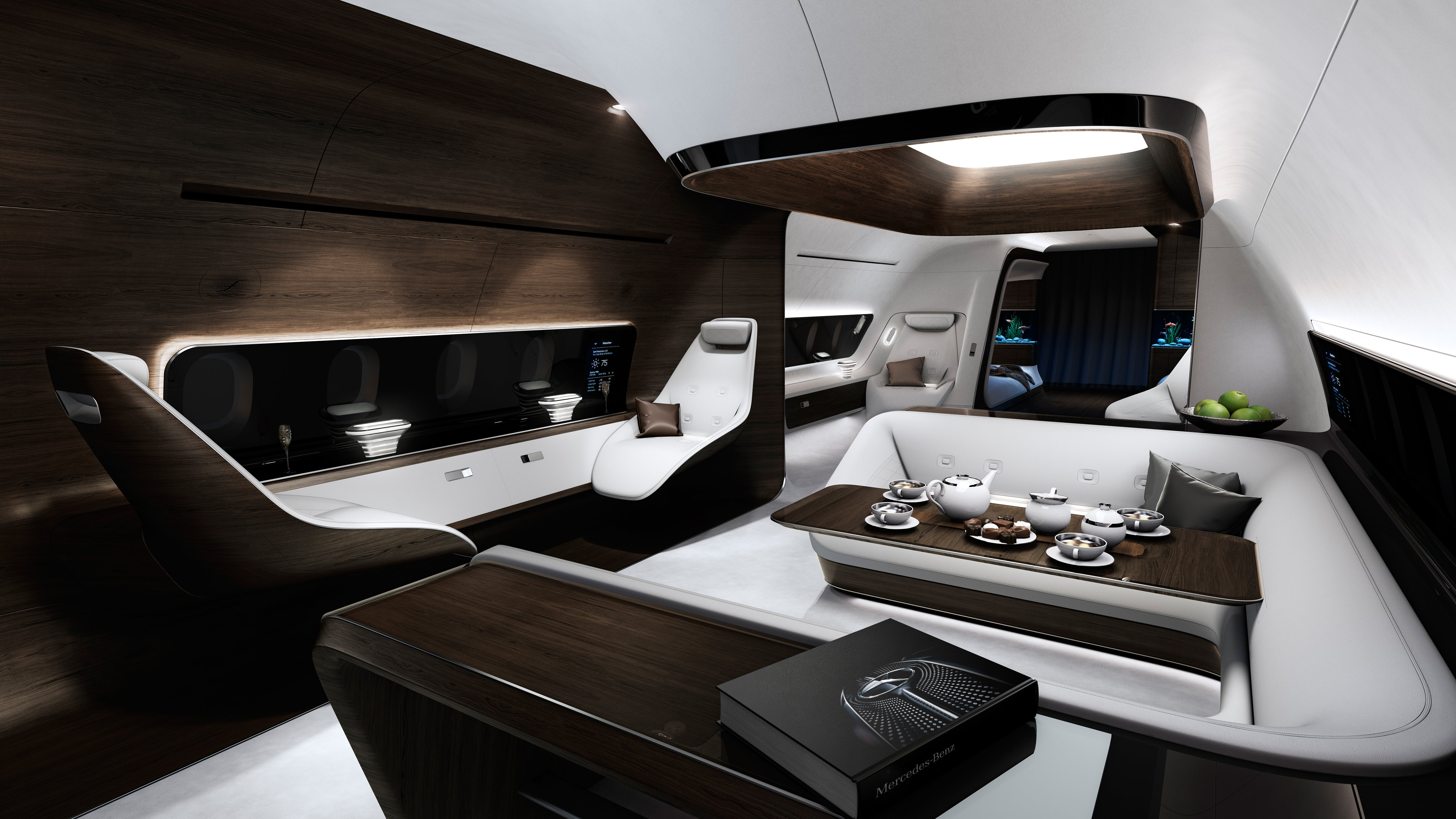 The Future Of Private Jet Interiors What Should We Expect
