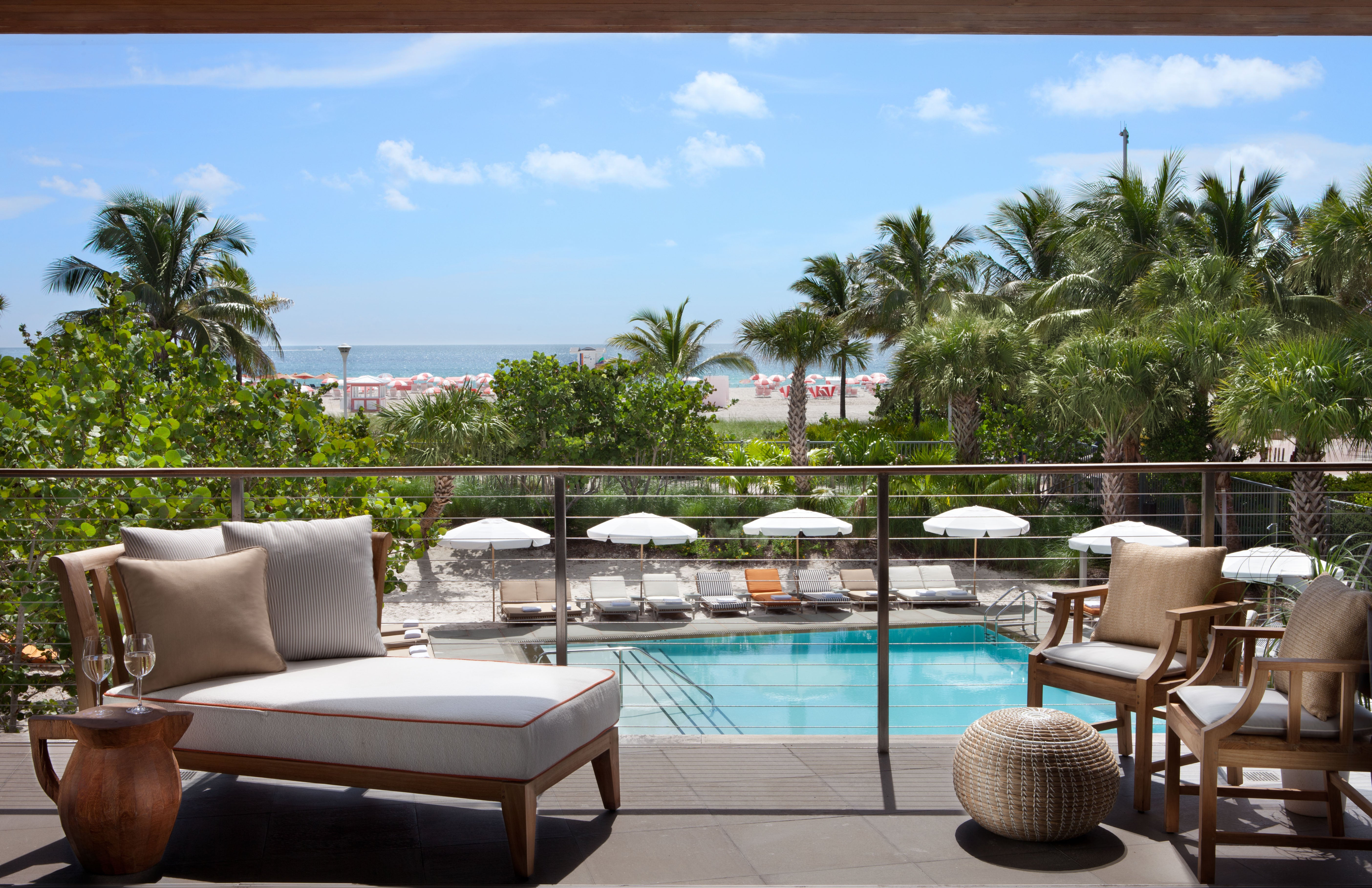 Sls South Beach Usa Elite Traveler