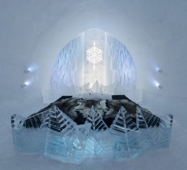 Image Credit: IceHotel