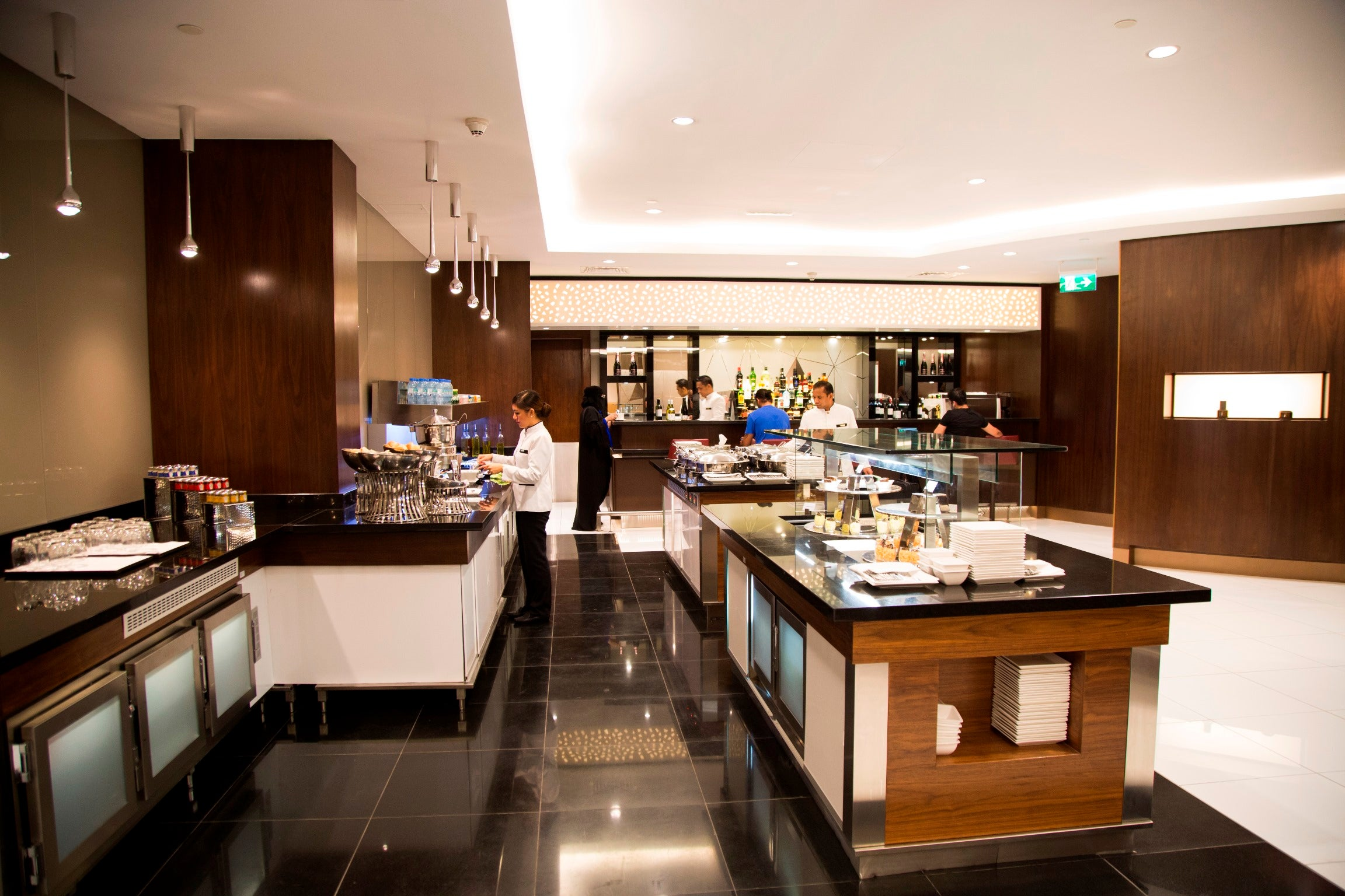 Etihad Airways Reopens Premium Lounge In Abu Dhabi Elite