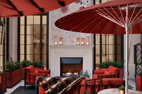 The Garden Lounge, Corinthia Hotel London