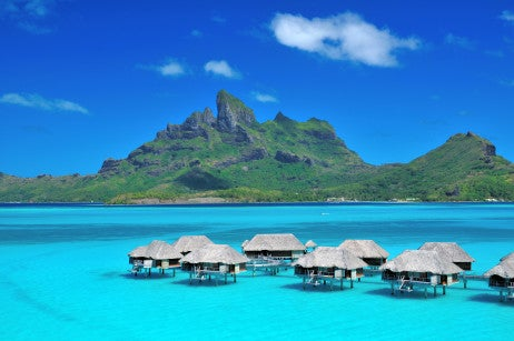 Four Seasons_Bora Bora