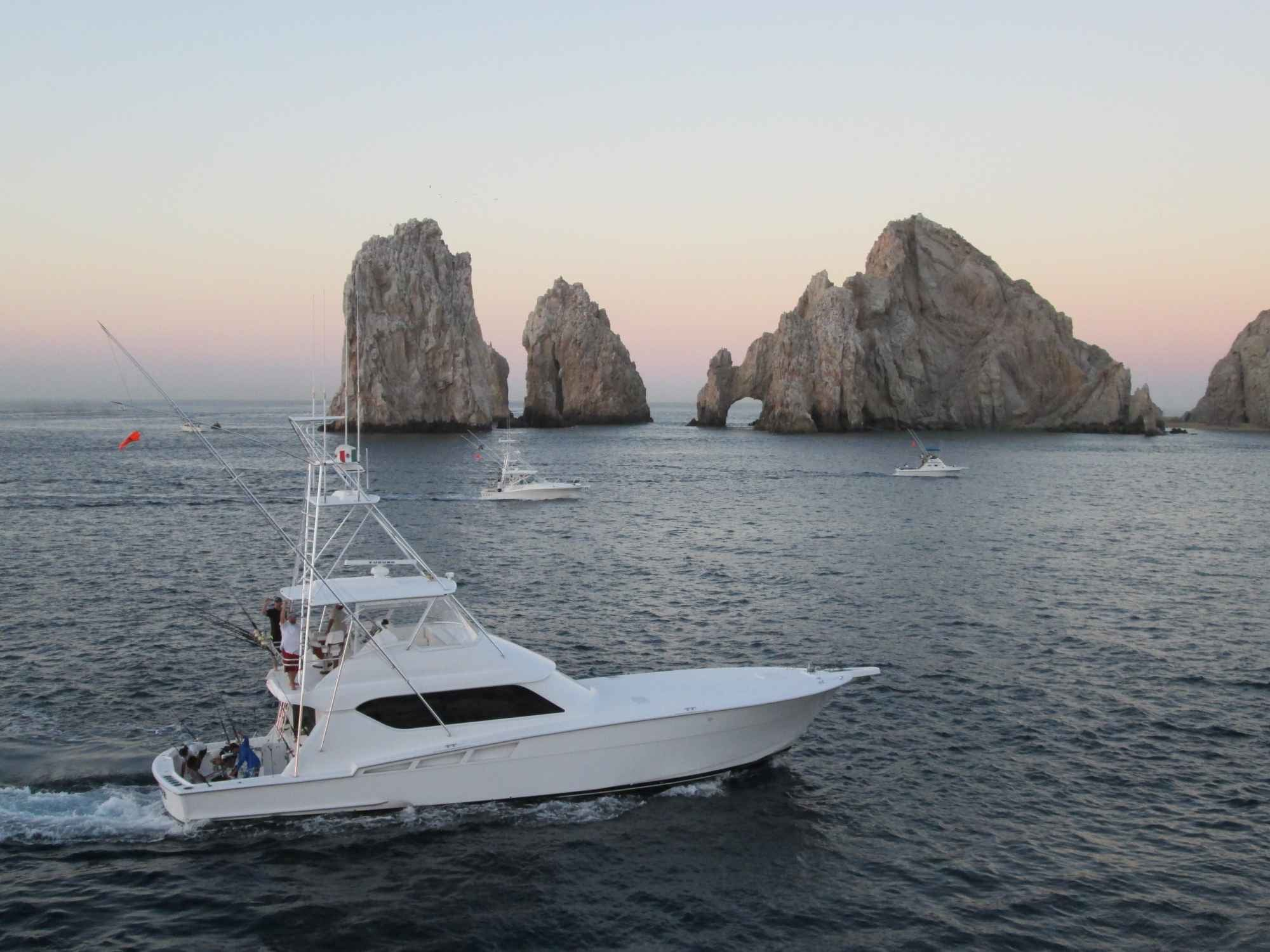 Los cabos hosts four major tournaments to kickoff sport for Fishing cabo san lucas