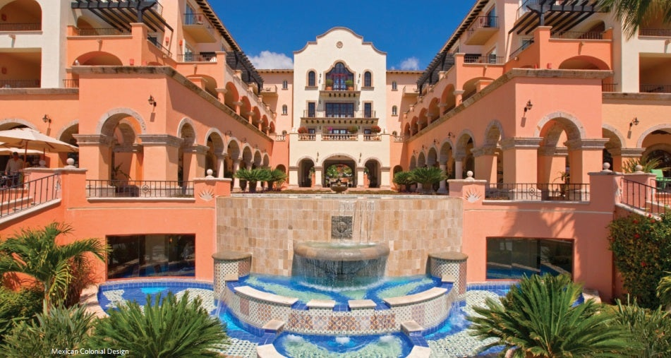 Sheraton hacienda del mar golf spa resort page 2 of 2 for 50 best boutique hotels in the med by the times 2015