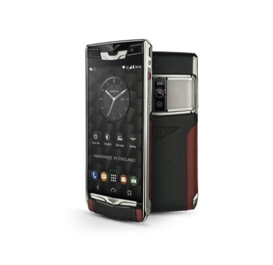 New Signature Touch for Bentley phone launched 600