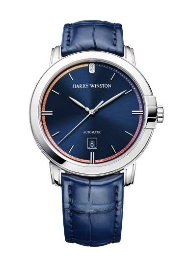 Harry Winston Countdown to a Cure Timepiece - Mens