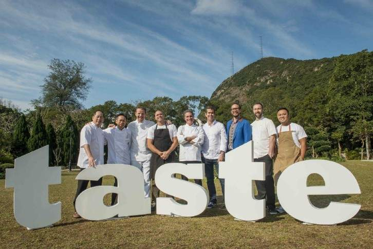 Taste of Hong Kong - IMG presents its first Taste Festival in Asia – Taste of Hong Kong presented by Standard Chartered