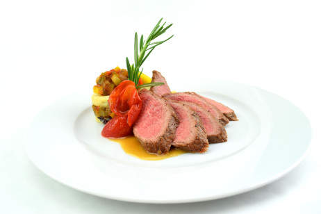 Beef and Rosemary - Menu