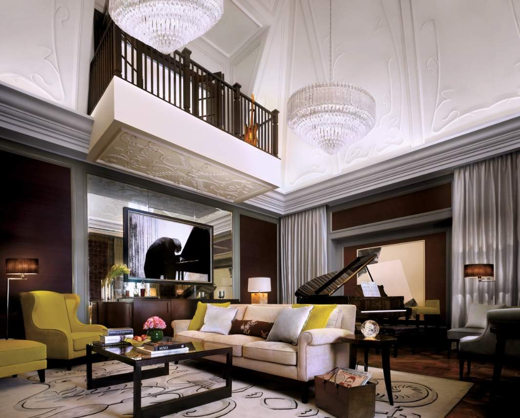 Corinthia hotel london uk elite traveler for Best boutique hotels london 2016