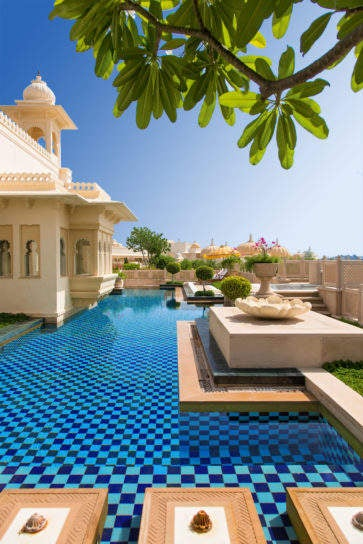 Private swimming pool of the Kohinoor Suite with private swimming pool[4]