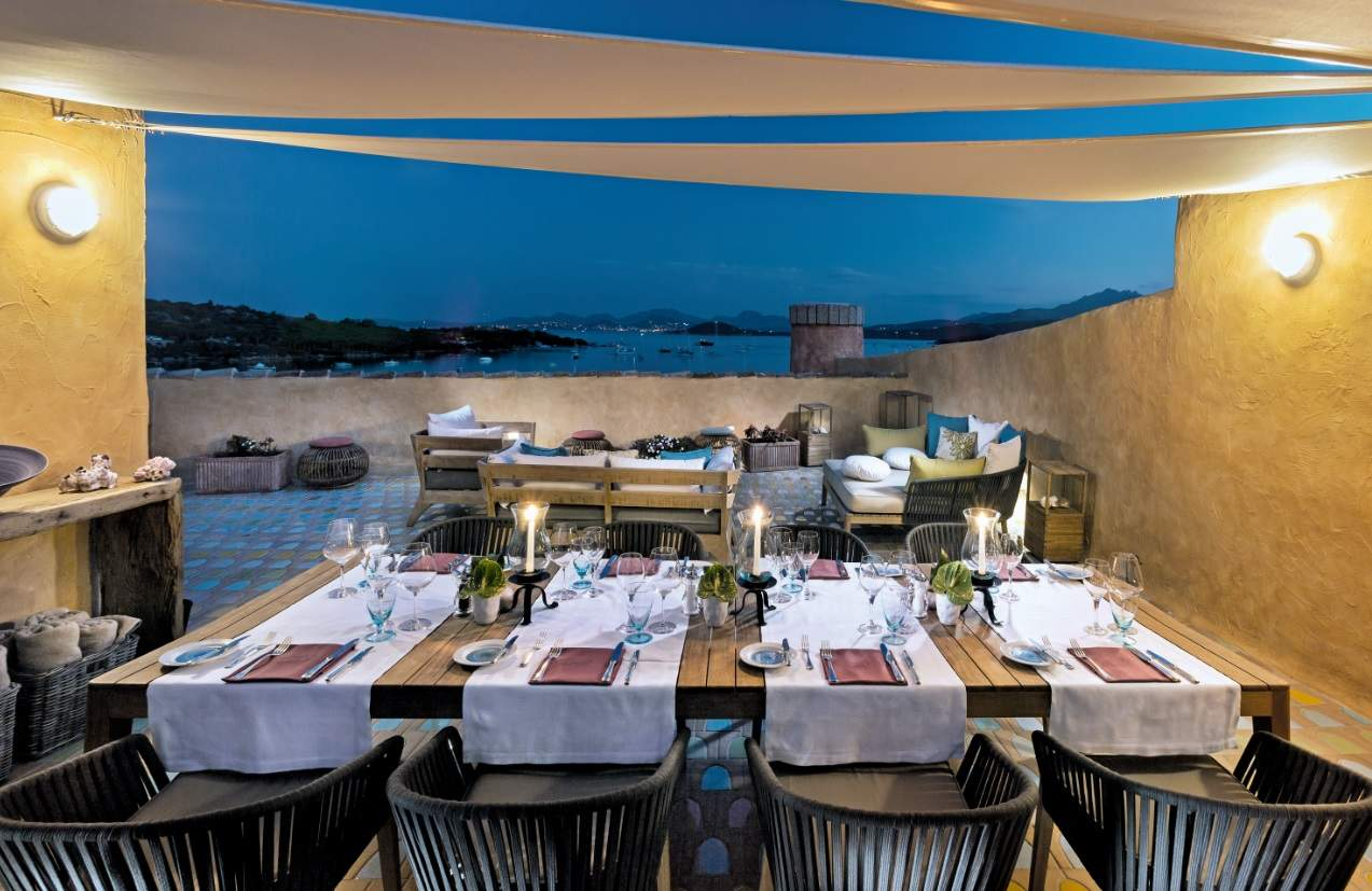 Hotel cala di volpe a luxury collection hotel costa for Top 100 hotels