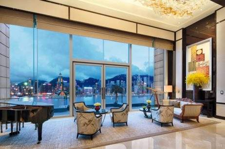THE PENINSULA SUITE, THE PENINSULA HONG KONG