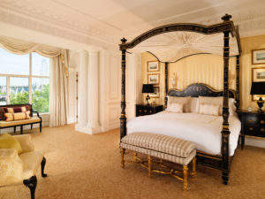 The Savoy Royal Suite Bedroom