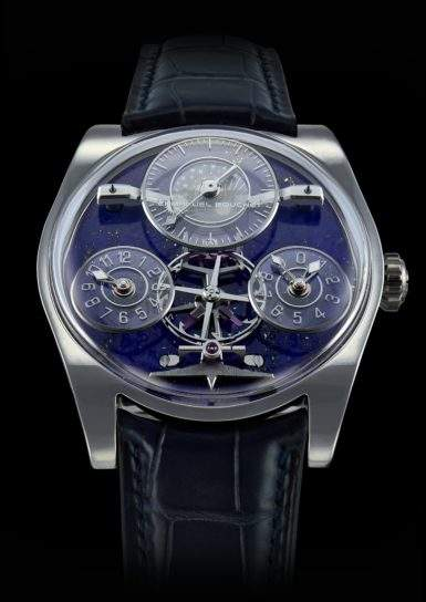 Complication One with Lapis Lazuli Dial