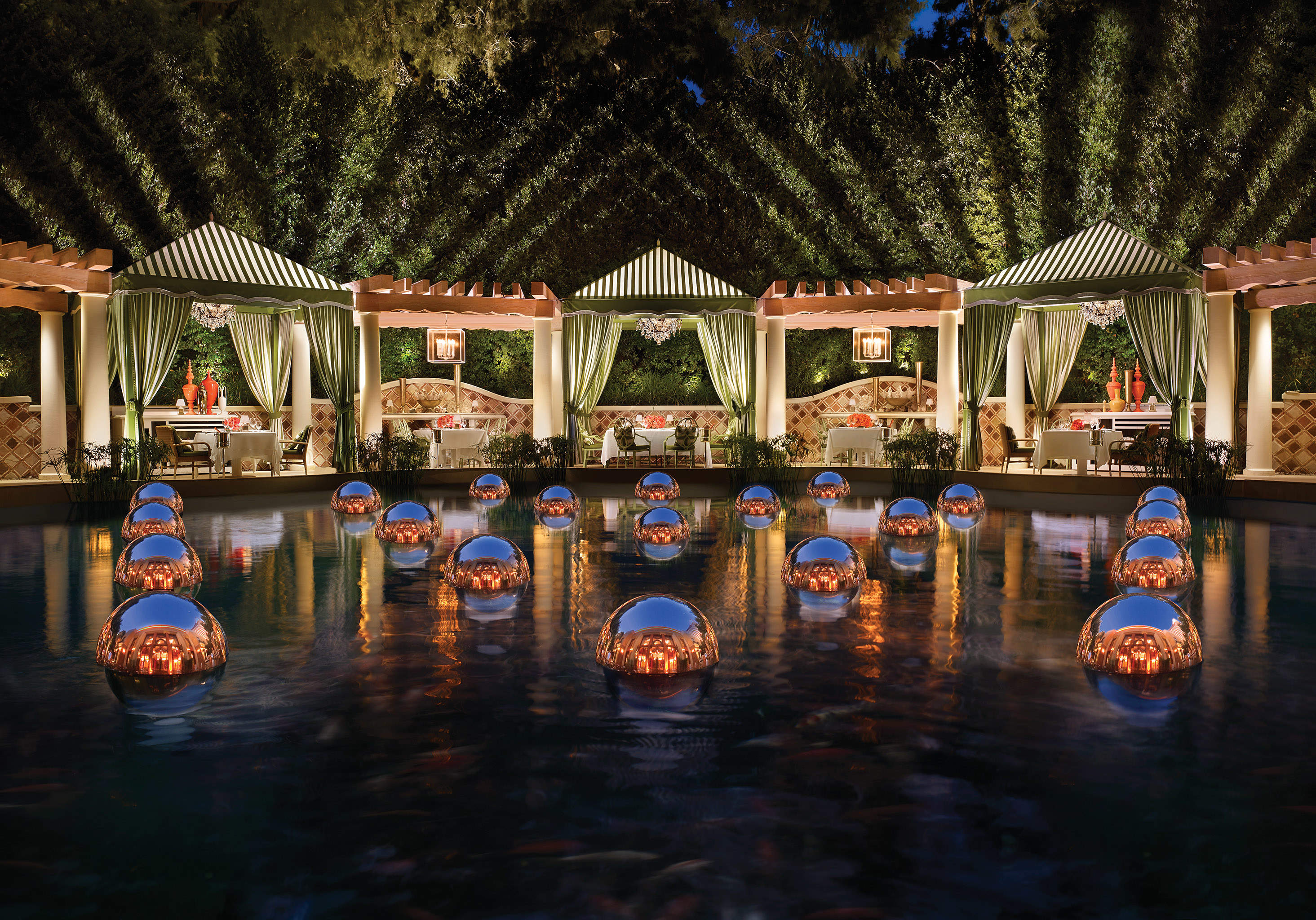 Costa Di Mare At Wynn Las Vegas Elite Traveler