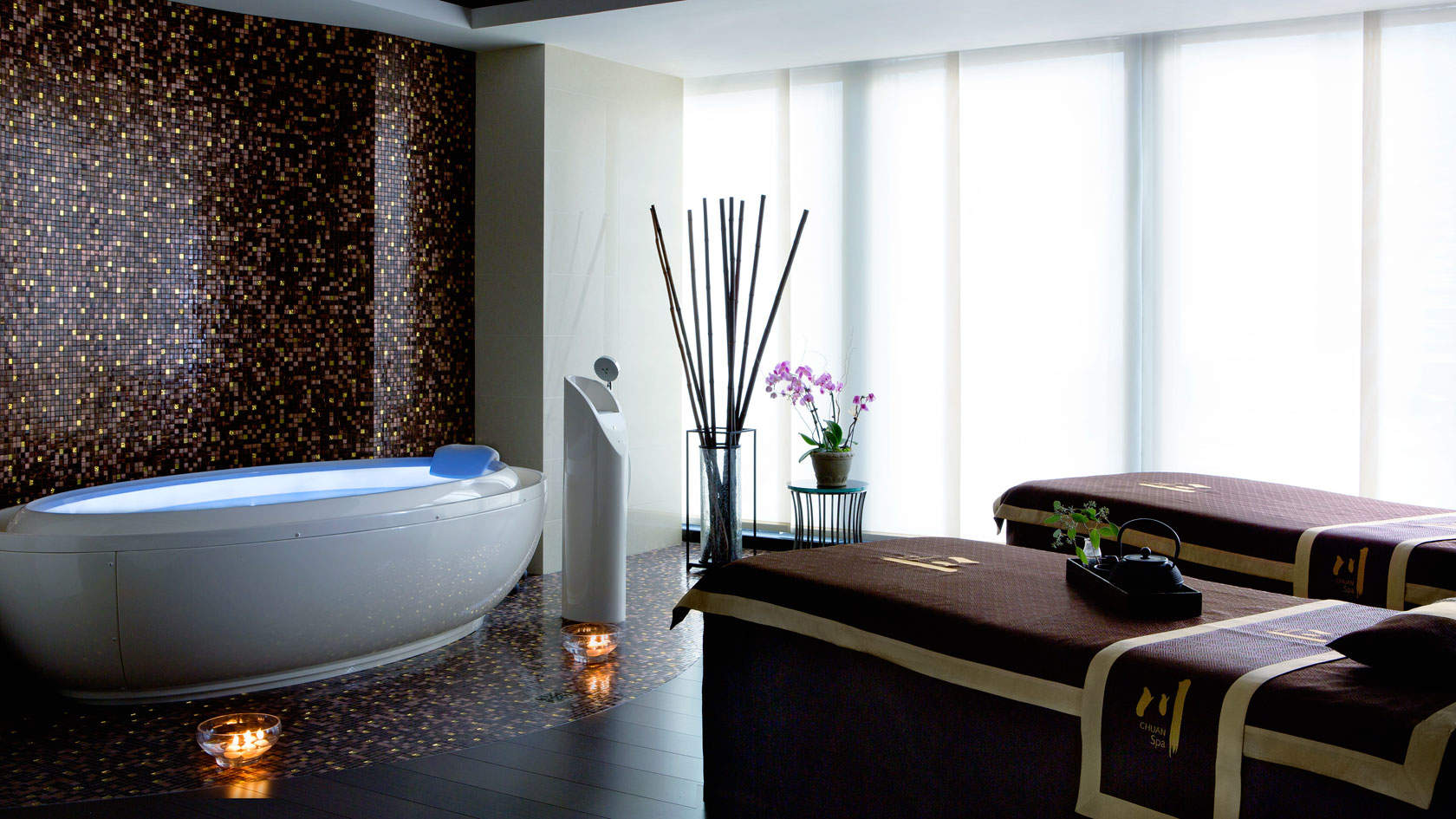 Spa Of The Week Chuan Spa At The Langham Chicago Elite