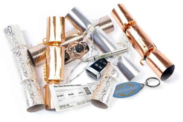 The Most Luxurious Christmas Crackers | Elite Traveler