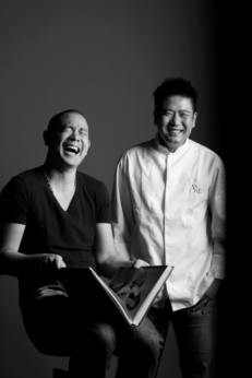 Interview with Chef Andre Chiang