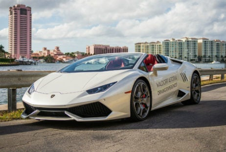 Waldorf Astoria Driving Experiences