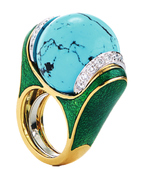 Jewelry Trend Turquoise Elite Traveler