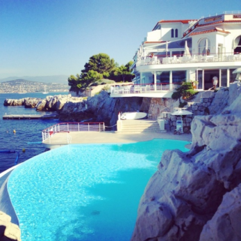 The World S Best Hotel Pools With A View Elite Traveler
