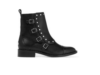 jimmy choo baxter leather ankle boot