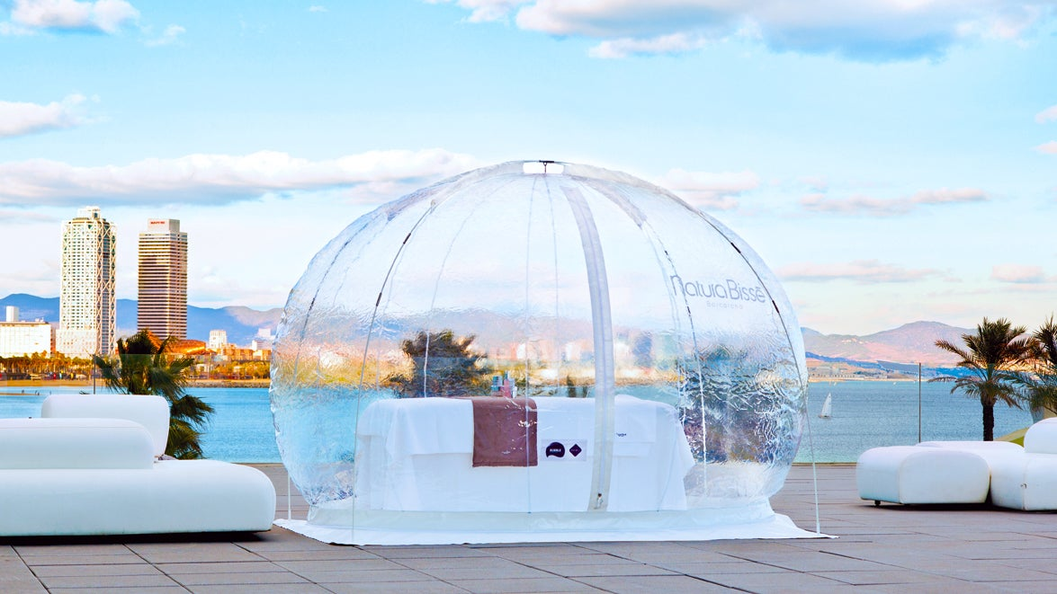 A Mindfulness Spa Experience From Natura Biss 233 Elite