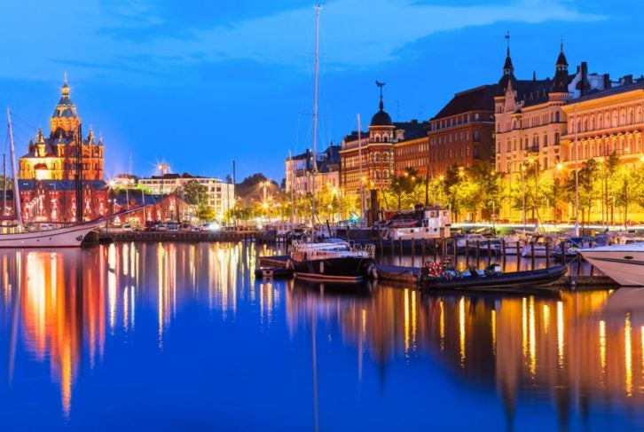Best Restaurants in Helsinki