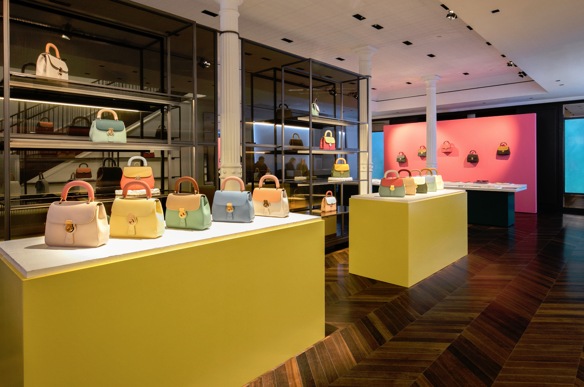 b6d6c5d40f Burberry Launches DK88 Bag Experience in New York | Elite Traveler