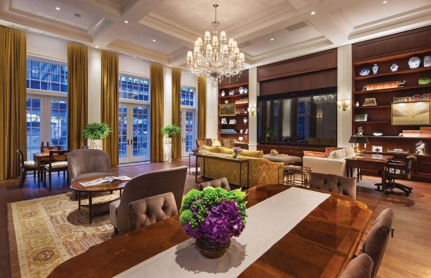 Intercontinental New York Barclay Usa Elite Traveler