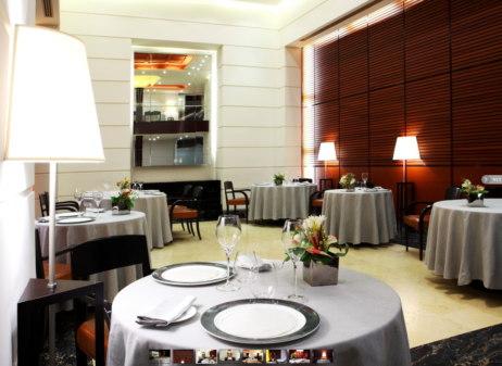 In 2007 Vincenza Born Chef Carlo Cracco Took Ownership Of Ristorante Which Had Been Awarded Two Michelin Stars Since He Joined The Team 2001