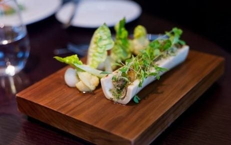 hree and two starred Michelin restaurants London, Dinner by Heston Blumenthal food