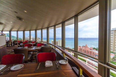 top of waikiki restaurant