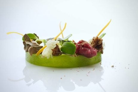 Three-Michelin-starred restaurants in the United States, Grace, Chicago, Illinois (IL), Chef Curtis Duffy