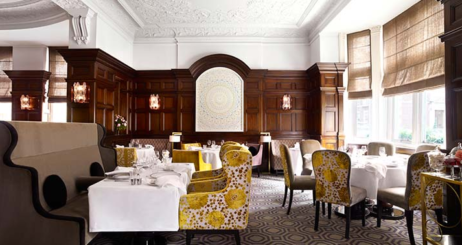 two and three starred Michelin restaurants London, Helene Darroze at The Connaught