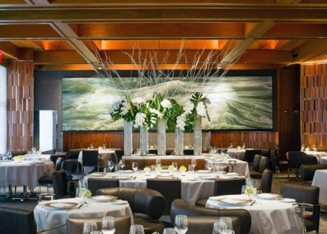 Three-Michelin-starred restaurants in the United States, Le Bernardin, New York, New York (NY), Chef Eric Ripert