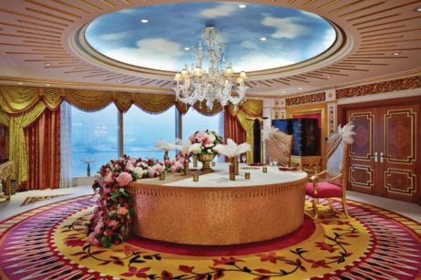 Royal Two Bedroom Suite The Unmistakable Sail Shaped Burj Al Arab