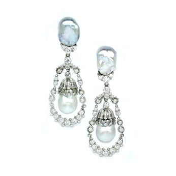 featherstone fine jewelry earrings
