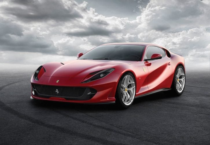 Top Cars: Ferrari · Automotive