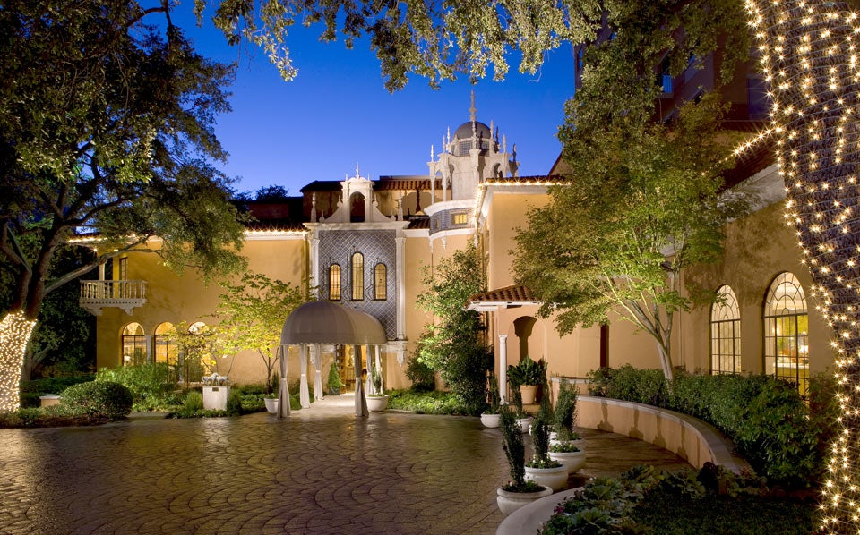 Rosewood Mansion Dallas, Texas, luxury hotel, Franklin D. Roosevelt, Texas, fine dining, where to stay in Dallas, things to do in Dallas