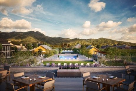 four seasons resort and residences calistoga
