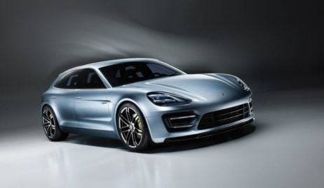 The Porsche Panamera Sport Turismo Is A Five Door Shooting Brake Version Of  The Panamera Four Door Sedan, Which Will Go On Sale This Fall With Prices  ...