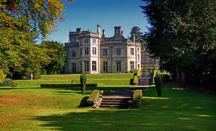 hawkstone hall is to be transformed into a luxury hotel | elite traveler